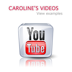 Caroline's YouTube Channel